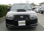 2007 Subaru Forester 2.0 Sg5 Cross Sports Turbo Facelift 4wd Auto Estate (S41), Front View. Jap imports.