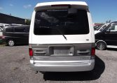 1997 Mazda Bongo 2.5 V6 Auto Freetop Friendee 8 Seater MPV OPO Top 4 Berth Camper (B9), Rear View