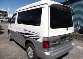 1997 Mazda Bongo 2.5 V6 Auto Freetop Friendee 8 Seater MPV OPO Top 4 Berth Camper (B9), Rear View, Passengers Side