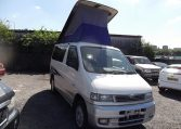 1997 Mazda Bongo 2.5 V6 Auto Freetop Friendee 8 Seater MPV OPO Top 4 Berth Camper (B9), Side View, Drivers Side