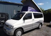 1997 Mazda Bongo 2.5 V6 Auto Freetop Friendee 8 Seater MPV OPO Top 4 Berth Camper (B9), Side View, Passengers Side