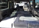 1997 Mazda Bongo 2.5 V6 Auto Freetop Friendee 8 Seater MPV OPO Top 4 Berth Camper (B9), Interior View Rear Seats Down Made Into A Bed