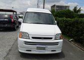 1999 Honda Stepwagon 2.0 Auto 4wd Field Deck Pop Top Day Van Camper MPV (H77), Front View, Jap imports
