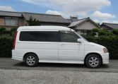 1999 Honda Stepwagon 2.0 Auto 4wd Field Deck Pop Top Day Van Camper MPV (H77), Side View, Drivers Side