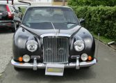 1999 Mitsuoka Galue 2.0 Nissan Bentely R Type Replica 4 Dr Saloon (X48), Front View, Jap imports