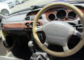 1999-Mitsuoka-Viewt-Micra-K11-1.3-Delux-Mark-2-Jaguar-Auto-3-Dr-Hatchback-X60, Interior View Dashboard & Steering Wheel