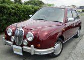 1999-Mitsuoka-Viewt-Micra-K11-1.3-Delux-Mark-2-Jaguar-Auto-3-Dr-Hatchback-X60, Front View, Passengers Side, Japanese import cars.