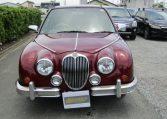 1999-Mitsuoka-Viewt-Micra-K11-1.3-Delux-Mark-2-Jaguar-Auto-3-Dr-Hatchback-X60, Front View, Jap imports