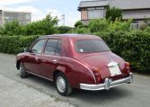 1999-Mitsuoka-Viewt-Micra-K11-1.3-Delux-Mark-2-Jaguar-Auto-3-Dr-Hatchback-X60, Rear View, Passengers Side