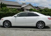 2006-Toyota-Camry-2.4-G-Ltd-Auto-4-Dr-Saloon-F69, Side View, Passengers Side