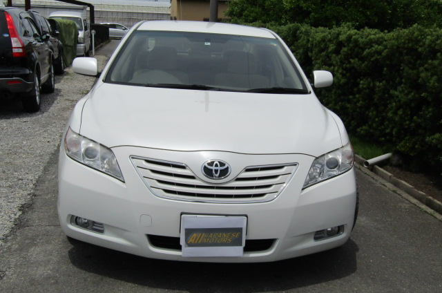 2006-Toyota-Camry-2.4-G-Ltd-Auto-4-Dr-Saloon-F69, Front View, Jap imports