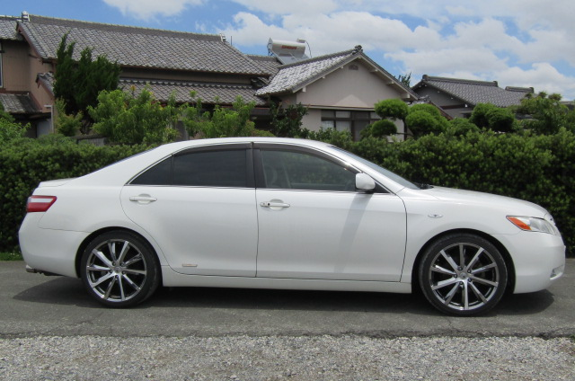 2006-Toyota-Camry-2.4-G-Ltd-Auto-4-Dr-Saloon-F69, Side View, Drivers Side
