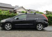 2007 Honda Stream 1.8 4wd X Style Auto 7 Seater MPV (H70), Side View, Passengers Side