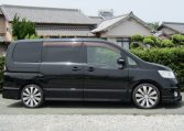 2007 Nissan Serena 2.0 Highway Star Auto 8 Seater MPV (Y14), Side View, Drivers Side