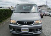 2003 Mazda Bongo 2.0 Sgew Aero City Runner Auto 8 Seater MPV (B41), Front View. Jap imports.