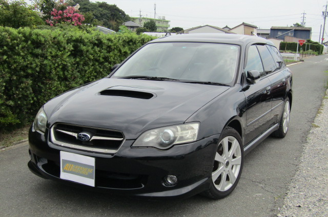 2003 subaru legacy 2 0 bp5 gt turbo twinscroll spec b 4wd auto estate s5 japanese import. Black Bedroom Furniture Sets. Home Design Ideas