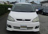 2005 Toyota Ipsum 2.4 Auto 7 Seater MPV (I18), Front View. Jap imports.