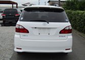 2005 Toyota Ipsum 2.4 Auto 7 Seater MPV (I18), Rear View. Japanese import cars.