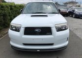 2007 Subaru Forester 2.0 Sg5 Cross Sports Turbo Facelift 4wd Auto Estate (S87), Front View. Jap imports.