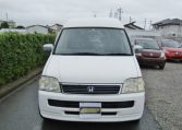 1999 Honda Stepwagon 2.0 Auto Fielddeck Weekender Pop Top 8 Seater MPV (H54), Front View, Jap imports