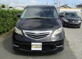 2004 Honda Elysion 3.0 V6 Vg Aero Auto 8 Seater MPV (H47), Front View, Jap imports from KV Cars Ltd.