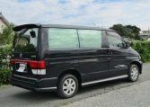 2005 Mazda Bongo 2.0 Aero Friendee Facelift 8 Seater MPV (B7), Rear View, Drivers Side