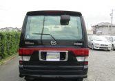 2005 Mazda Bongo 2.0 Aero Friendee Facelift 8 Seater MPV (B7), Rear View 2