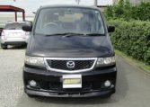 2005 Mazda Bongo 2.0 Aero Friendee Facelift 8 Seater MPV (B7), Front View. Jap imports.