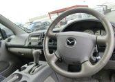 2005 Mazda Bongo 2.0 Aero Friendee Facelift 8 Seater MPV (B7), Interior View Dashboard & Steering Wheel