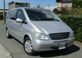 2005 Mercedes Benz Viano 3.2 Toreno Auto 7 Seater MPV (G72), Front View, Drivers Side