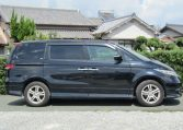 2007 Honda Elysion 3.0 4WD VG Aero Special Pkg Auto 8 Seater MPV (H1), Side View, Drivers Side