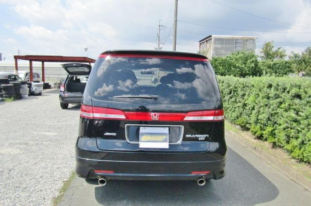 2007 Honda Elysion 3.0 4WD VG Aero Special Pkg Auto 8 Seater MPV (H1), Rear View
