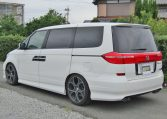 2007 Honda Elysion 3.5 V6 Prestige SG Auto 8 Seater MPV (H52), Rear View, Passengers Side