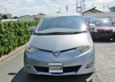 2008 Toyota Estima 2.4 Aeras G Edn 7 Seater MPV (C87), Front View. Jap imports.