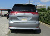 2008 Toyota Estima 2.4 Aeras G Edn 7 Seater MPV (C87), Rear View. Japanese import cars.