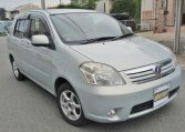 2008 Toyota Raum 1.5 4wd G Pkg 5 Seater Auto 5 DR Hatchback (N79), Front View, Drivers Side