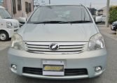 2008 Toyota Raum 1.5 4wd G Pkg 5 Seater Auto 5 DR Hatchback (N79), Front View