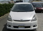 2008 Toyota Wish 1.8 Xs Pkg Auto Optional 4wd 7 Seater MPV (J63), Front View