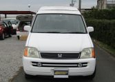 1998 Honda Stepwagon 2.0 Field Deck Pop Top Auto 8 Seater MPV Day Camper Van (H84), Front View,