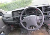 1998 Honda Stepwagon 2.0 Field Deck Pop Top Auto 8 Seater MPV Day Camper Van (H84), Interior View Dashboard & Steering Wheel