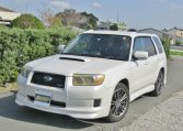 2006 Subaru Forester 2.0 Cross Sports Auto 4wd Sti Look Alike Estate (S25), Front View, Passengers Side.