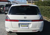 2007 Honda Odyssey 2.4 4wd Auto 7 Seater MPV (H72), Side View, Drivers Side