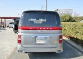 2005 Nissan Elgrand 2.5 Highway Star Auto 8 Seater MPV (E54), Rear View.