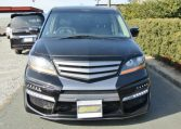 2007 Honda Elysion 3.5 Prestige Auto 7 Seater MPV (H8), Front View, Jap imports from KV Cars Ltd.