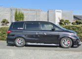 2007 Honda Elysion 3.5 Prestige Auto 7 Seater MPV (H8), Side View, Drivers Side