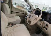 2006 Nissan Elgrand Rider Autech 2.5 Auto 8 Seater MPV (E85), Drivers Seat, Interior View Dashboard & Steering Wheel (Passengers Side)