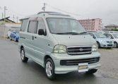 2002 Daihatsu Atore 1.3 Auto 4wd 7 Seater MPV (T47), Front View, Drivers Side