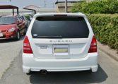 2004 Subaru Forester 2.0 Cross Sports Auto 4wd Sti Look A Like Estate (S31), Rear View.