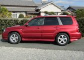2002 Subaru Forester 2.0 Xt Turbo Jdm 4wd Awd Auto Estate (S11), Side View, Passengers Side.