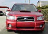 2002 Subaru Forester 2.0 Xt Turbo Jdm 4wd Awd Auto Estate (S11), Front View.
